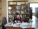 МУК «Первомайская поселенческая библиотека»