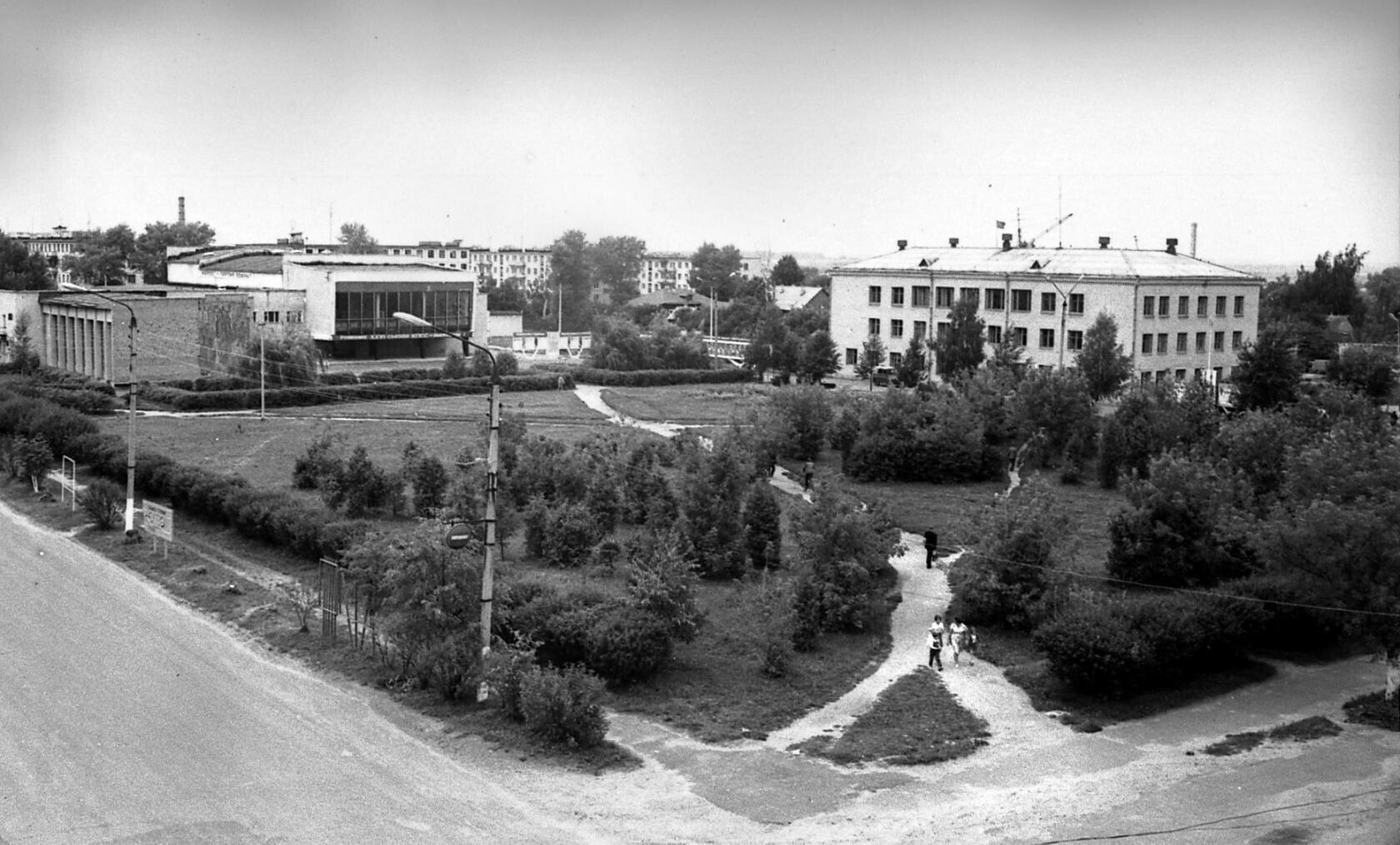 Карачев в советское время