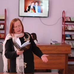 Cостоялась презентация книги Зои Ионочкиной.